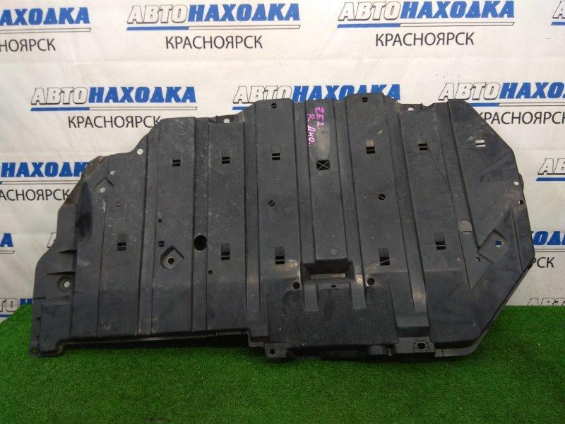 Защита Honda Insight ZE2 LDA 2009 задняя задняя, бак, запаска