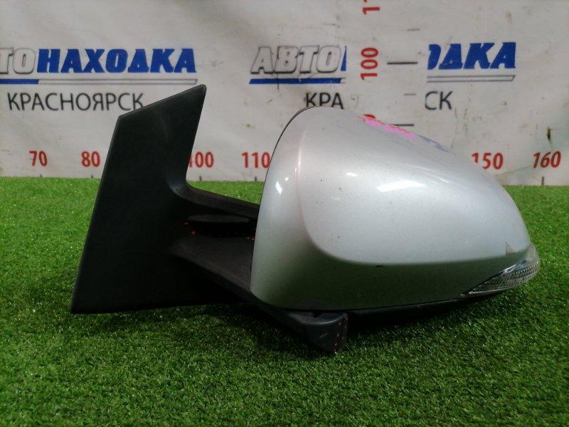 Зеркало Toyota Aqua NHP10 1NZ-FXE 2011 переднее левое Левое, 7 контактов, с повторителем, есть