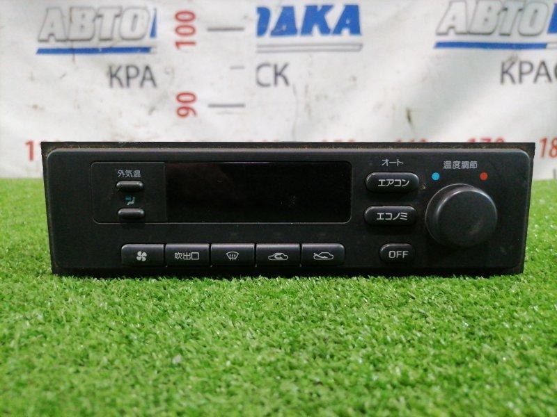 Климат-контроль Nissan Gloria Y32 VG20E 1991 Электронный, с фишкой