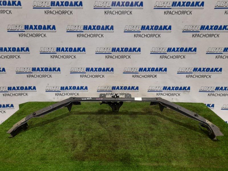 Рамка радиатора Subaru Impreza GH7 EJ20 2007 передняя верхняя верхняя часть рамки с замком капота +
