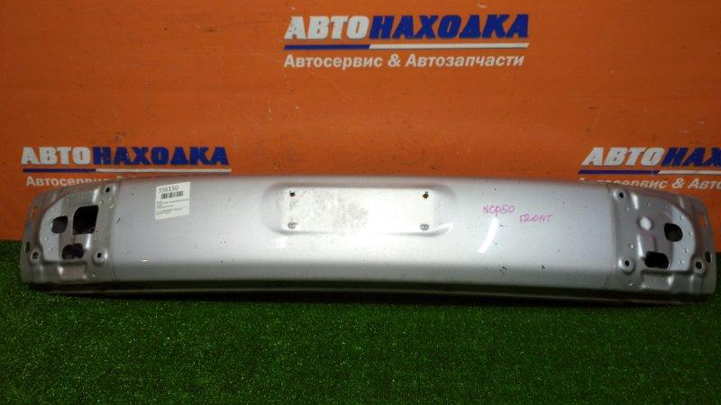 Бампер Toyota Probox NCP50V 2NZ-FE 2002 СЕРЕДИНА ЖЕЛЕЗНАЯ ПОД ПОКРАСКУ
