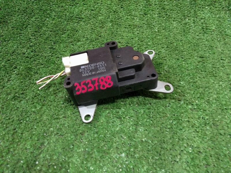Привод заслонок отопителя Toyota Carina ST190 4S-FE 10.1993 063700-4511
