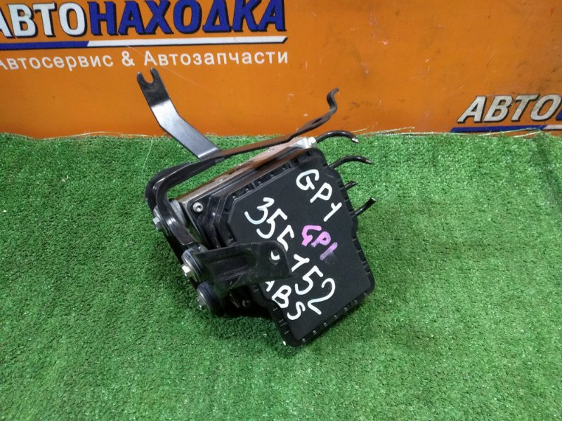 Блок abs Honda Fit GP1 LDA 2011 1A13A-0408 F2AA H3A1A131063