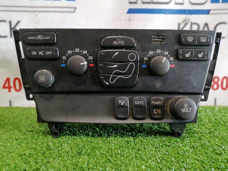 Климат-контроль Volvo Xc70 SZ59 B5254T2 2004 Электронный. С фишками.