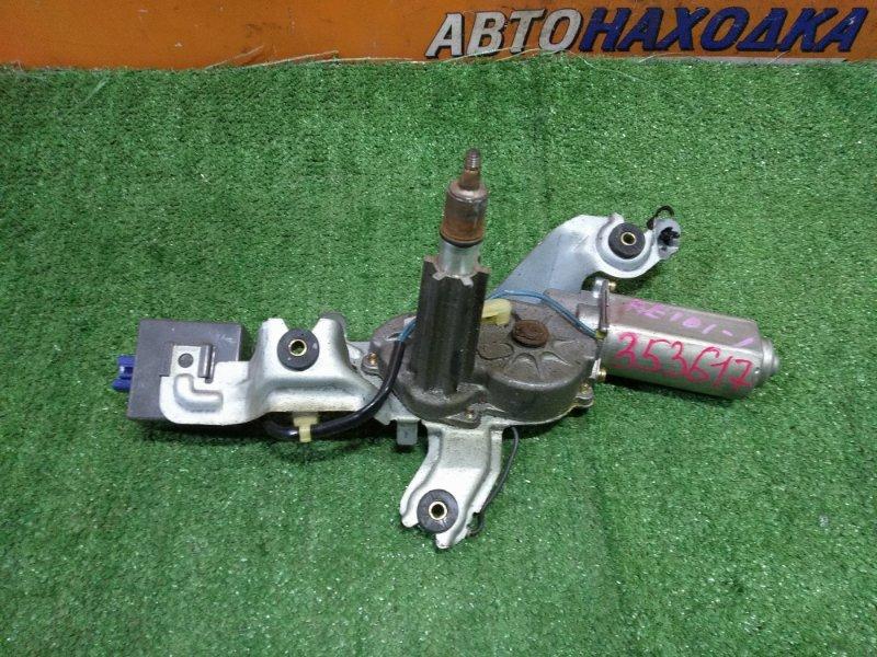 Мотор дворников Toyota Corolla Ceres AE101 4A-FE 04.1995 задний 85130-12800
