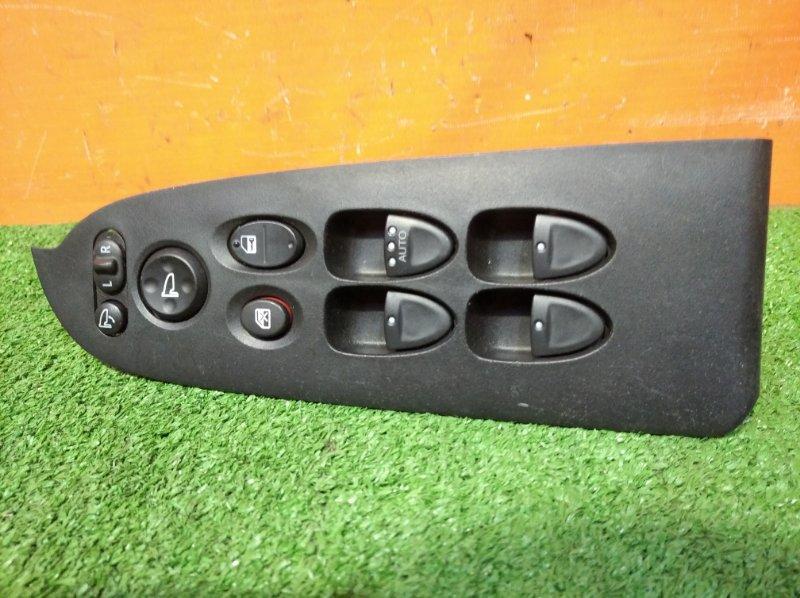 Блок управления зеркалами Honda Stream RN6 R18A 2006 передний правый +накладка+блок управления