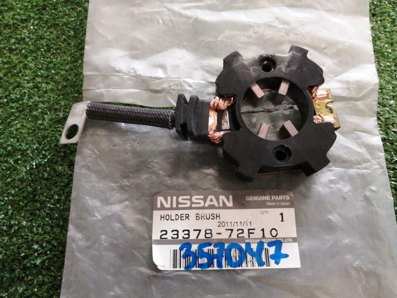 Щеточный узел стартера Nissan X-Trail T30 QG13DE T30 - MT!!!