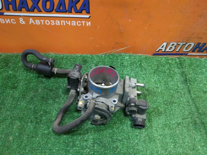 Заслонка дроссельная Honda Edix BE1 D17A В СБОРЕ