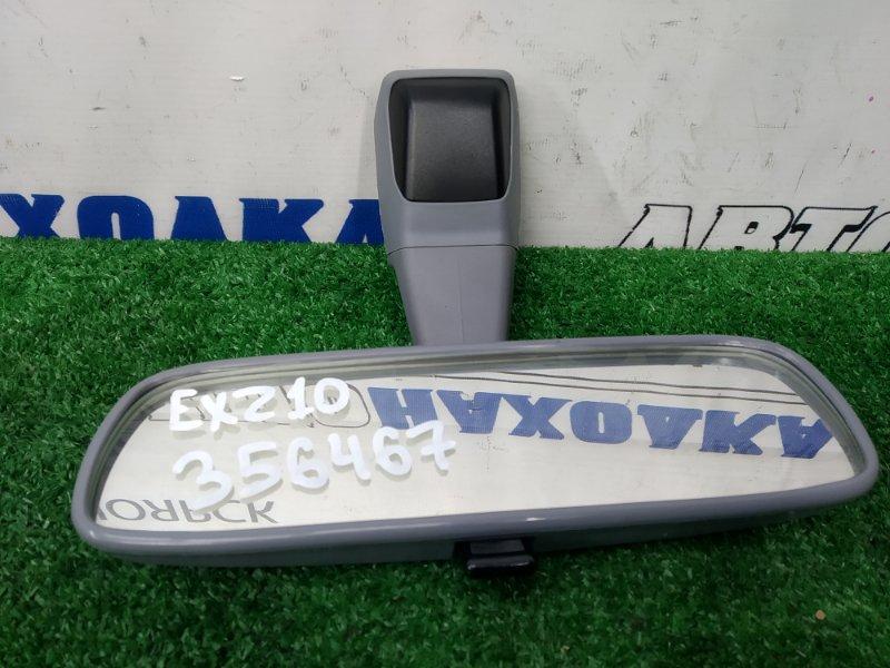 Зеркало салонное Toyota Raum EXZ10 5E-FE 1997