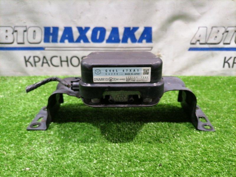 Радар-детектор Mazda Atenza GJ2AP SH-VPTR 2015 передний