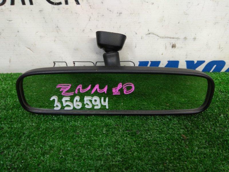 Зеркало салонное Toyota Isis ZNM10G 1ZZ-FE 2004