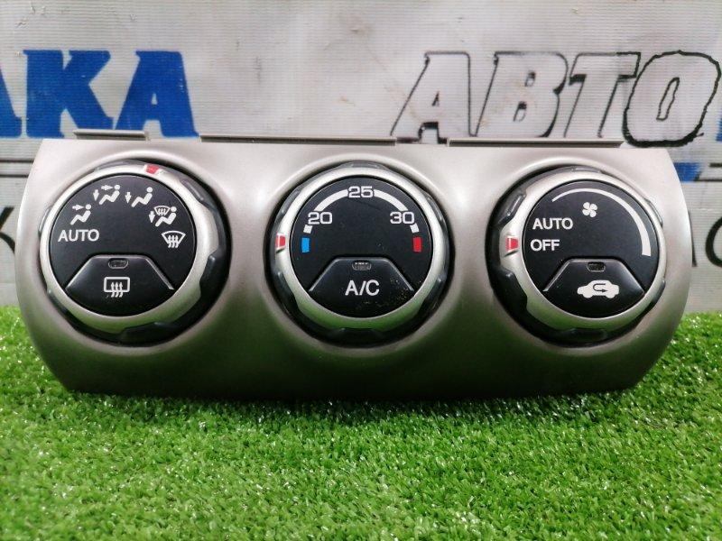 Климат-контроль Honda Cr-V RD5 K20A 2001 электронный, с фишкой.