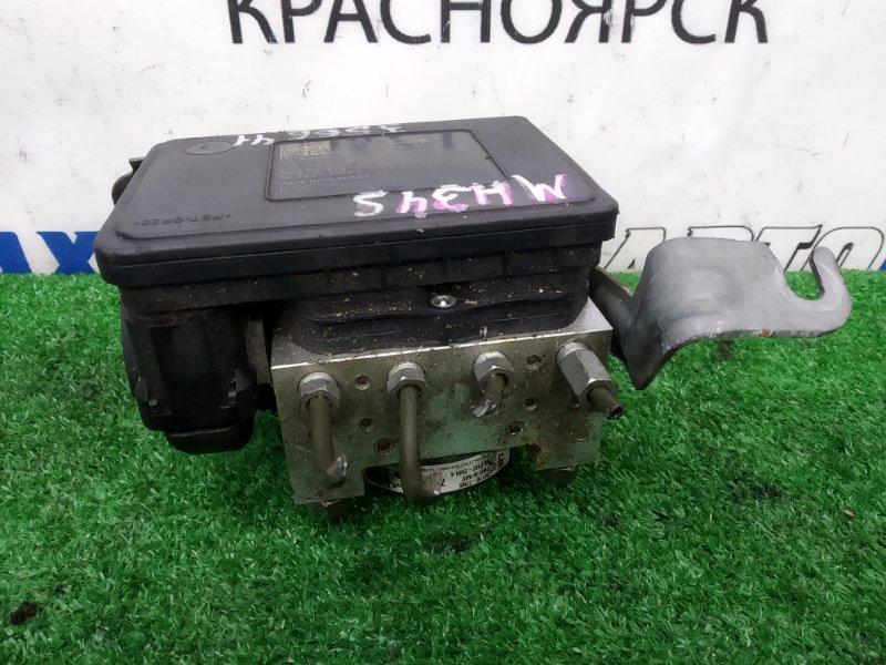 Блок abs Suzuki Wagon R MH34S R06A 2012