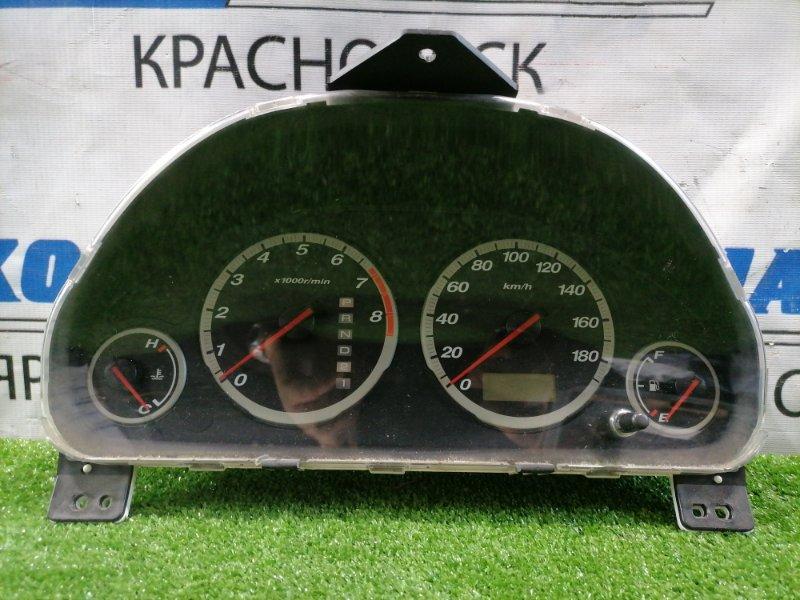 Щиток приборов Honda Cr-V RD5 K20A 2001 Пробег 119 т.км, под АКПП, правый руль. Дорестайлинг.