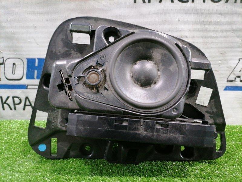 Монитор Volvo Xc60 DZ99 B6304T2 2008 верхний верхний информационный дисплей с динамиком