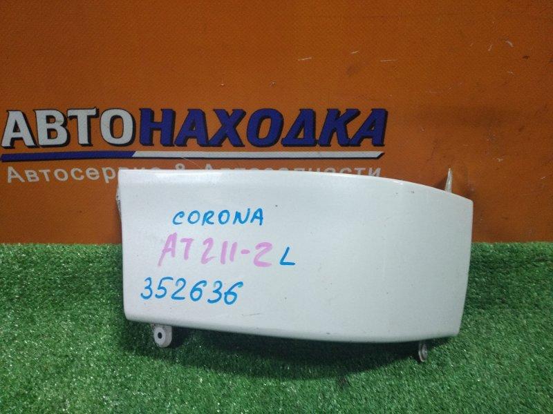 Планка под стоп Toyota Corona Premio AT211 7A-FE 09.1999 задняя левая