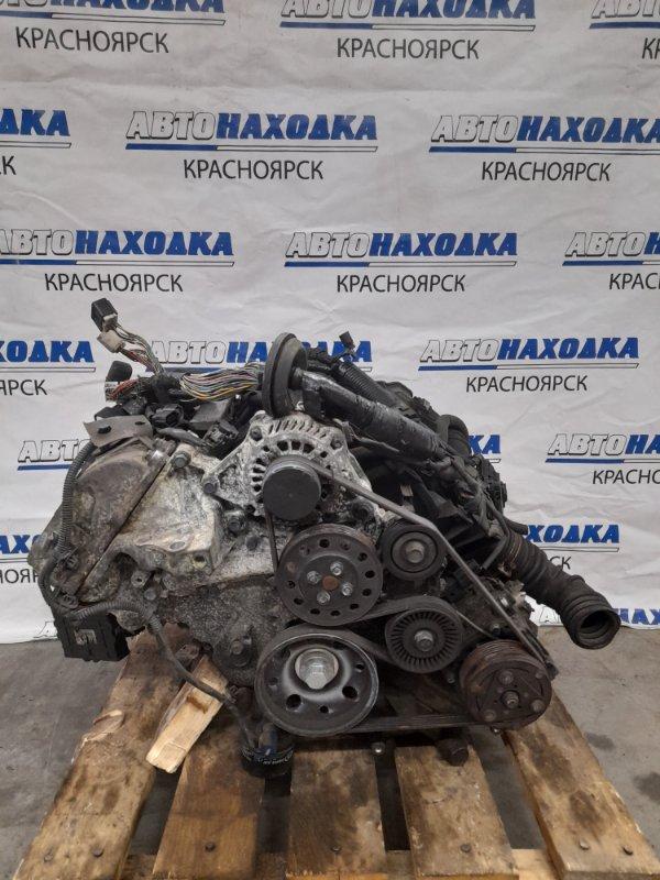 Двигатель Mitsubishi I HA1W 3B20 2006 AP7201 3B20 № AP7201. Пробег 64т.км. На ДВС: коллектор впускной