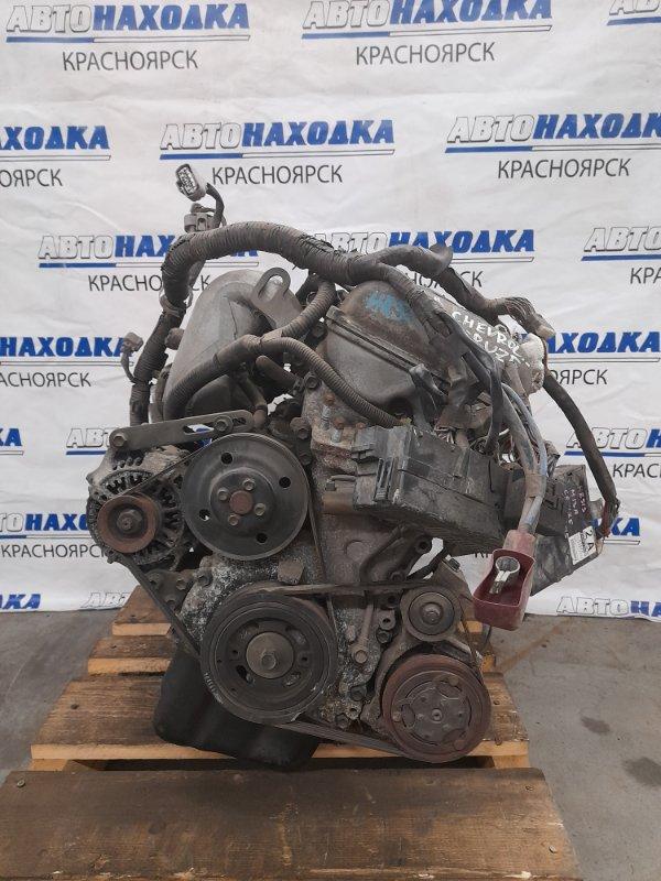 Двигатель Chevrolet Cruze HR51S M13A 2001 1113305 M13A № 1113305. Пробег 72т.км. Без выпускного коллектора.