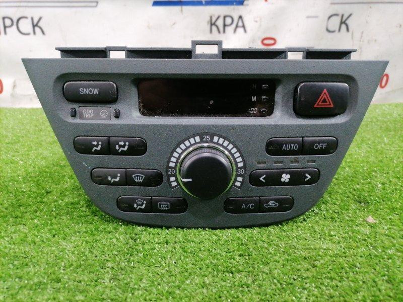 Климат-контроль Toyota Opa ZCT10 1ZZ-FE 2000 Электронный