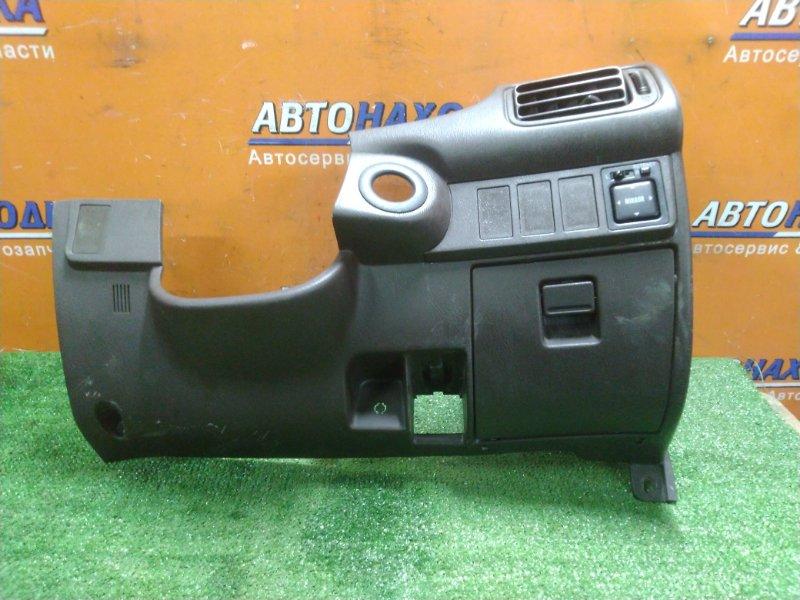 Накладка пластиковая в салон Toyota Carina ST190 4S-FE 10.1993 передняя правая 55432-20290 ОБЛИЦОВКА ПОД