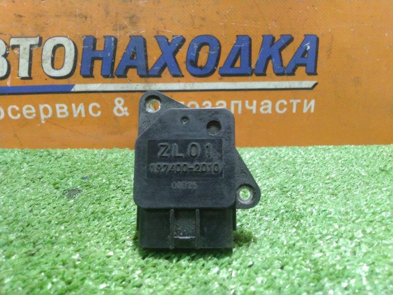 Датчик расхода воздуха Mazda Familia BJ5W ZL-VE 15.05.2000 ZL01 5 КОНТАКТОВ