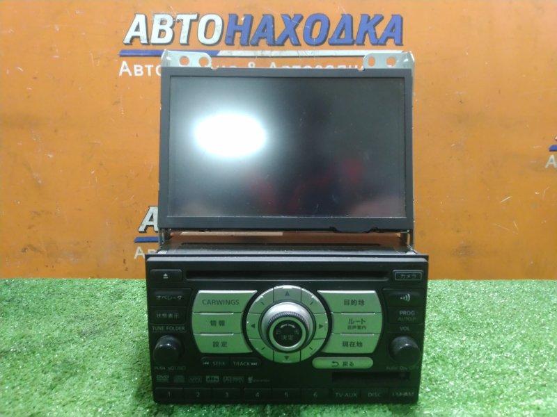 Магнитола Nissan X-Trail NT31 MR20DE 08.2007 25915-JG00D + ДИСПЛЕЙ. 28091-JK01A