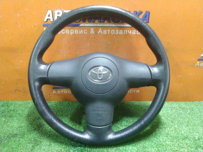 Руль Toyota Caldina ZZT241 1ZZ-FE 12.2002 + ПОДУШКА. БЕЗ ЗАРЯДА