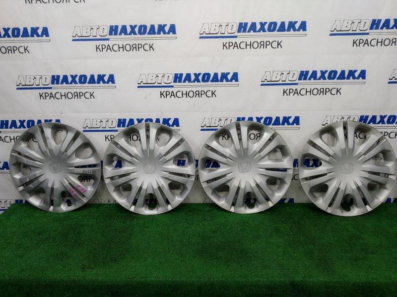 Колпаки колесные Honda Insight ZE2 LDA 2009 Оригинал, R15 комплект 4 шт, есть потертости,