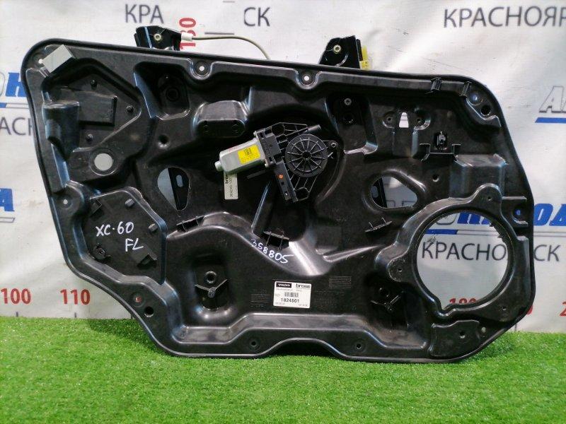 Стеклоподъемник Volvo Xc60 DZ99 B6304T2 2008 передний левый Передний левый, 6 контактов. В сборе.