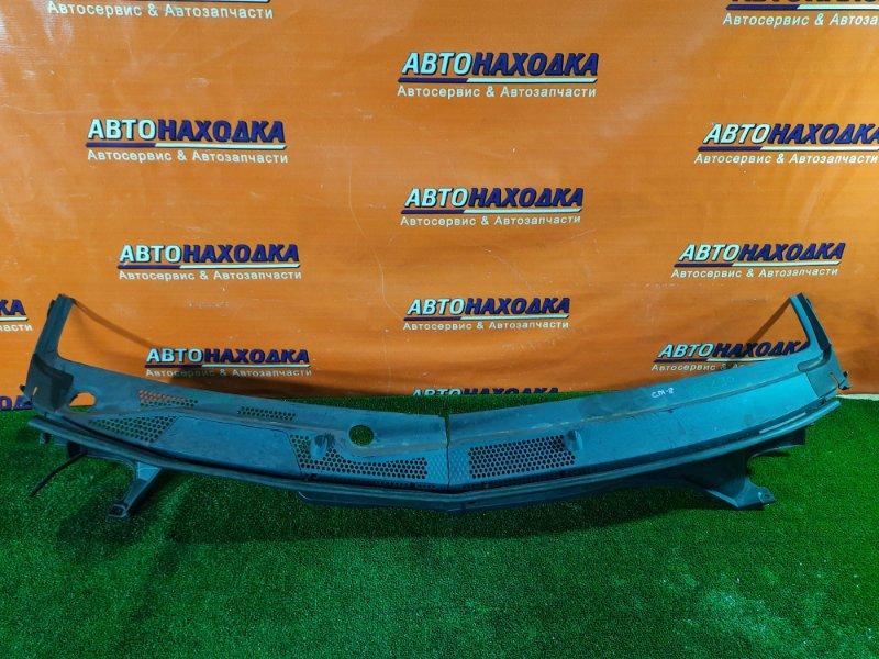 Решетка под лобовое стекло Honda Fit GD1 L13A 2003 74221-SAA- В СБОРЕ. ПОД 2 ОМЫВАТЕЛЯ. 2MOD
