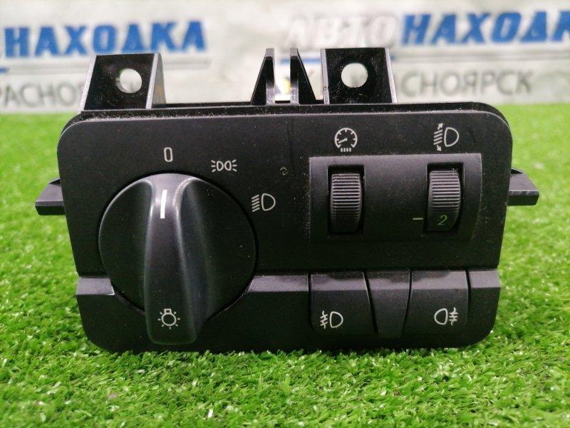 Переключатель света Bmw 320I E46 M54 B22 1999 61314108586 переключатель света фар