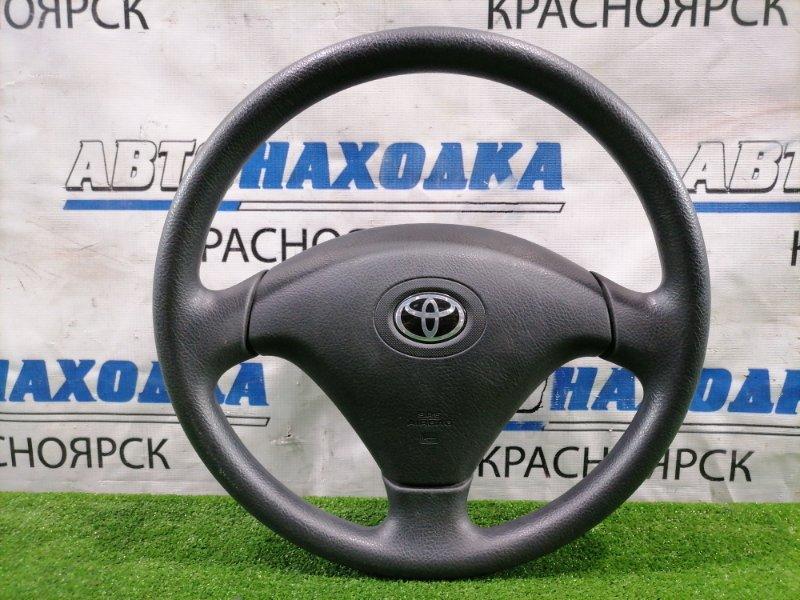 Airbag Toyota Opa ZCT10 1ZZ-FE 2000 с рулем 1 мод., с подушкой, без пиропатрона