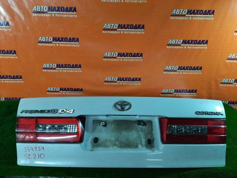 Крышка багажника Toyota Corona Premio ST210 3S-FSE 11.1999 + ВСТАВКА 20-398, 2MOD
