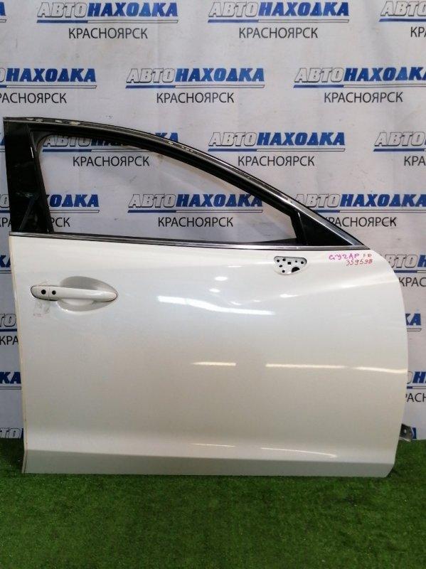 Дверь Mazda Atenza GJ2AP SH-VPTR 2015 передняя правая Передняя правая, цвет: 25D, без стекла,