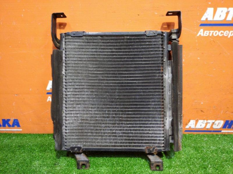 Радиатор кондиционера Toyota Duet M101A K3-VE 2001
