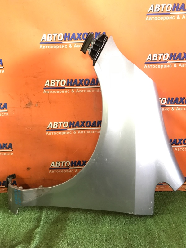 Крыло Honda Fit GD1 L13A переднее левое +КЛИПСА