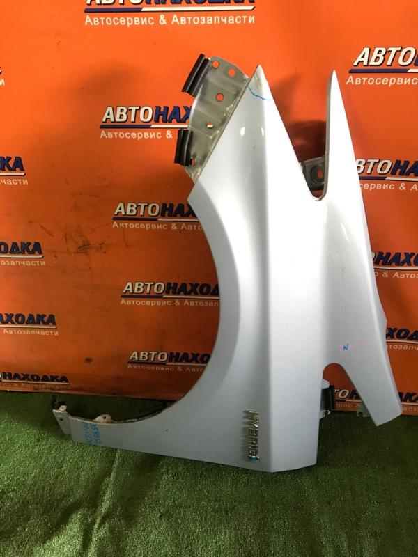 Крыло Toyota Prius ZVW30 2ZR-FXE переднее левое ПОД РЕМОНТ