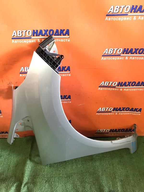 Крыло Honda Fit GP1 LDA переднее правое +КЛИПСА