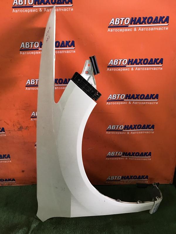 Крыло Honda Accord CU2 K24A переднее правое КЛИПСА