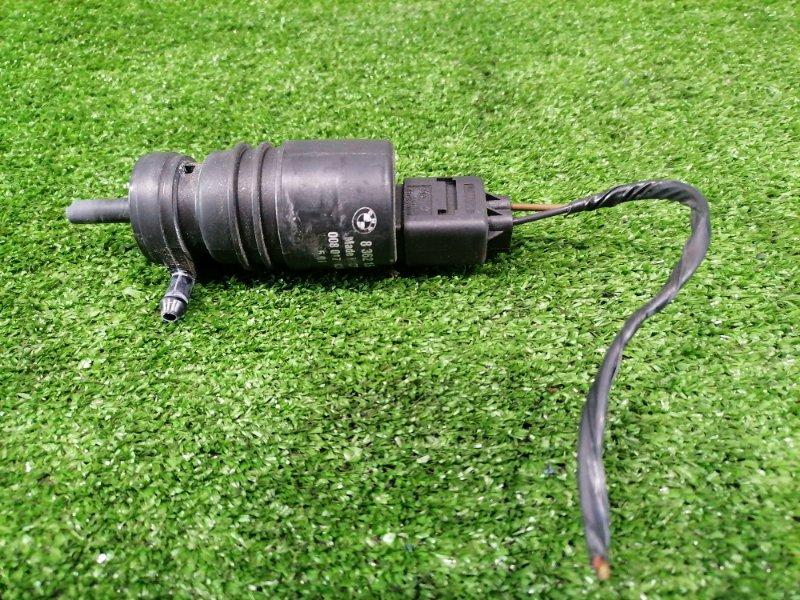 Мотор омывателя Bmw 320I E46 M54 B22 1999 8362154 на 1 выход.