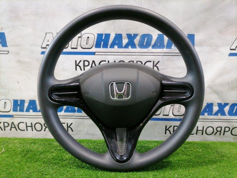 Airbag Honda Fit Shuttle GG7 L15A 2011 Водительский, с рулем, с подушкой, без пиропатрона. Есть