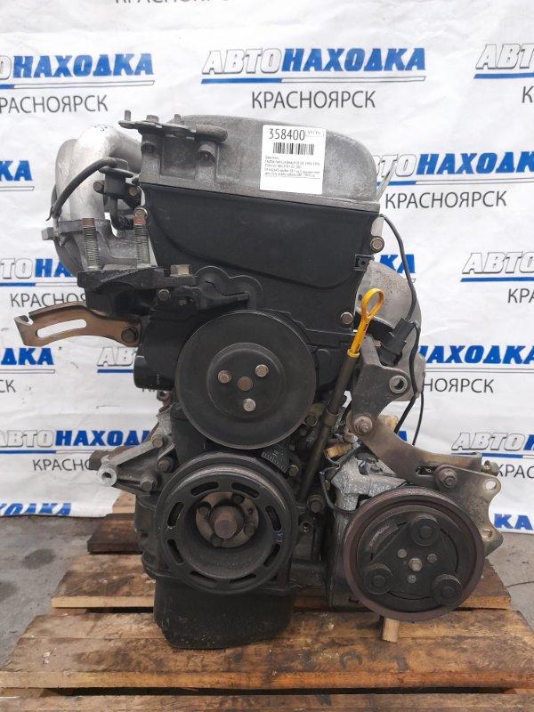 Двигатель Mazda Familia BHALP Z5-DE 1994 442643 № 442643 пробег 38 т.км. С аукционного авто. Есть видео