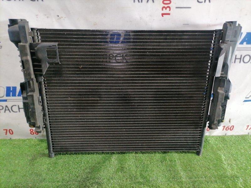 Радиатор кондиционера Bmw 320I E46 M54 B22 1999