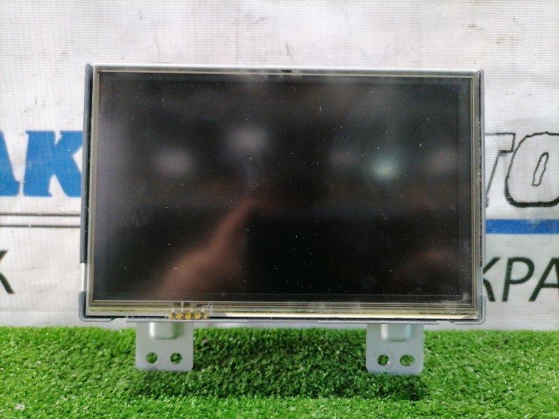 Дисплей Nissan Teana J32 VQ25DE 2008 штатный монитор с центральной консоли