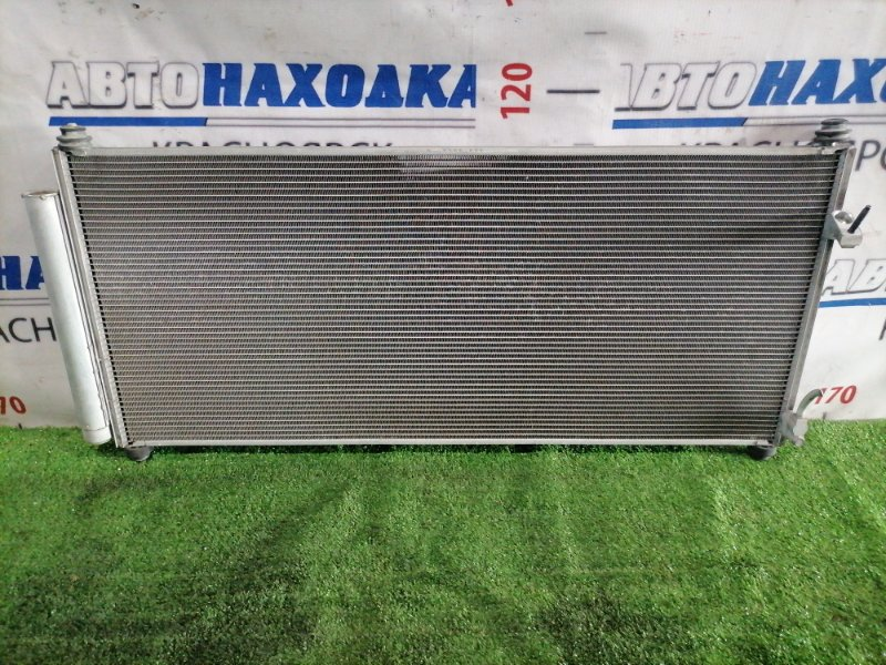 Радиатор кондиционера Honda Fit Shuttle GG7 L15A 2011