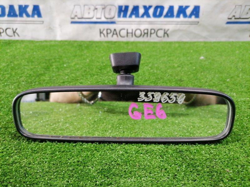Зеркало салонное Honda Fit GE6 L13A 2007