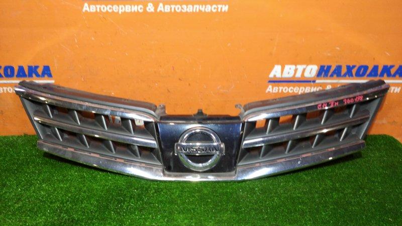 Решетка радиатора Nissan Tiida С11 HR15DE 2008 2 мод.