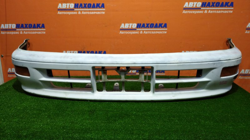 Бампер Toyota Sprinter AE100 5A-FE 1991 передний 12-406 2 мод цвет 040 под покраску+поворотники 12-406