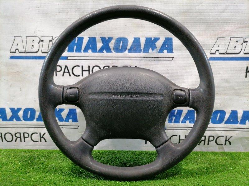 Airbag Mazda Familia BHALP Z5-DE 1994 водительский, с рулем, с подушкой, без пиропатрона. Есть