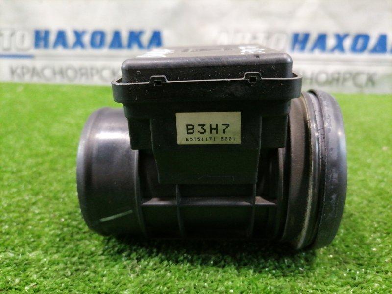 Датчик расхода воздуха Mazda Familia BHALP Z5-DE 1994 E5T51171 фишка 3 контакта, с аукционного авто